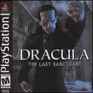 Dracula The Last Sanctuary PS1 Great Condition Complete