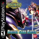 Digimon Digital Card Battle PS1 Great Condition