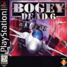 Bogey Dead 6 PS1 Great Condition Fast Shipping