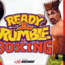 Ready 2 Rumble Boxing N64 Great Condition Fast Shipping