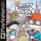 Rugrats in Paris The Movie PS1 Great Condition