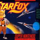Star Fox SNES Great Condition Fast Shipping