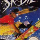 Ski or Die NES Great Condition Fast Shipping