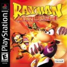 Rayman Rush PS1 Great Condition Fast Shipping