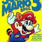 Super Mario Bros. 3 NES Great Condition Fast Shipping