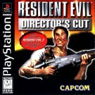 Resident Evil Director's Cut PS1 Great Condition Complete Fast Shipping