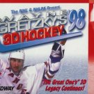 Wayne Gretzky's 3D Hockey 98 N64 Great Condition Fast Shipping