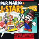 Super Mario All-Stars SNES Great Condition Fast Shipping