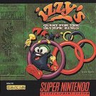 Izzy's Quest for the Olympic Rings SNES Great Condition