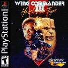 Wing Commander 3 Heart of the Tiger PS1 Fast Shipping