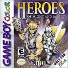Heroes Of Might And Magic Gameboy Color Fast Shipping