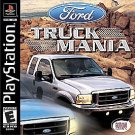 Ford Truck Mania PS1 Great Condition Fast Shipping