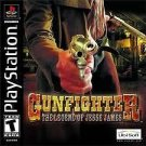 Gunfighter The Legend Of Jesse James PS1 Great Condition Complete