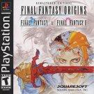 Final Fantasy Origins PS1 Great Condition Complete