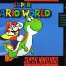Super Mario World SNES Great Condition Fast Shipping