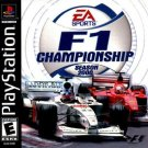 F1 Championship Season 2000 PS1 Great Condition Complete Fast Shipping