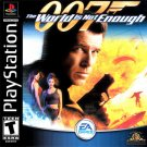 007 The World Is Not Enough PS1 Great Condition Fast Shipping