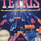 Tetris NES Great Condition Fast Shipping