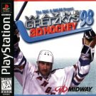 Wayne Gretzky's 3D Hockey '98 PS1 Great Condition Fast Shipping