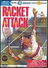 Racket Attack NES Great Condition Fast Shipping