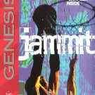 Jammit Sega Genesis Great Condition Fast Shipping