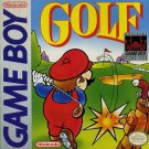 Golf Gameboy Great Condition Fast Shipping