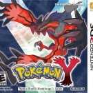 Pokemon Y Nintendo 3DS Great Condition Complete Fast Shipping