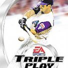 Triple Play 2002 Xbox Great Condition Complete