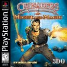 Crusaders Of Might And Magic PS1 Great Condition