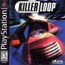 Killer Loop PS1 Great Condition Complete Fast Shipping