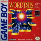 Wordtris Gameboy Great Condition Fast Shipping