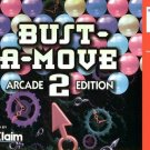 Bust-A-Move 2 Arcade Edition N64 Great Condition