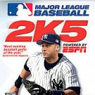 Major League Baseball 2K5 Xbox Great Condition Complete