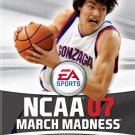NCAA March Madness 07 PS2 Great Condition Complete