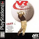 VR Golf 97 PS1 Great Condition Complete Fast Shipping