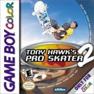 Tony Hawk's Pro Skater 2 Gameboy Color Fast Shipping