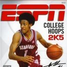 ESPN College Hoops 2K5 Xbox Great Condition Complete