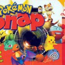 Pokemon Snap N64 Great Condition Fast Shipping