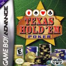 Texas Hold 'Em Poker GBA Great Condition Fast Shipping