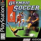 Olympic Soccer PS1 Great Condition Complete