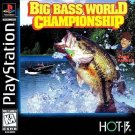 Big Bass World Championship PS1 Great Condition