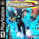 Rageball PS1 Great Condition Complete Fast Shipping