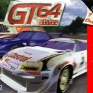GT 64 Championship Edition N64 Great Condition