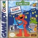 Adventures Of Elmo In Grouchland Gameboy Color Rare