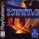 Missile Command PS1 Great Condition Fast Shipping