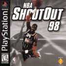 NBA ShootOut 98 PS1 Great Condition Fast Shipping