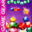 Super Columns Game Gear Great Condition Fast Shipping