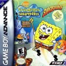 SpongeBob SquarePants SuperSponge GBA Great Condition Fast Shipping