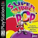Super Bubble Pop PS1 Great Condition Complete Fast Shipping