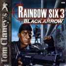 Rainbow Six 3 Black Arrow Xbox Great Condition Complete Fast Shipping